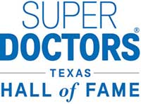 Dr. Marynick is in the Texas Monthly Super Doctors® Hall of Fame.